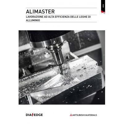 Alimaster - Gamma completa per una lavorazione ad alta efficienza delle leghe di alluminio
