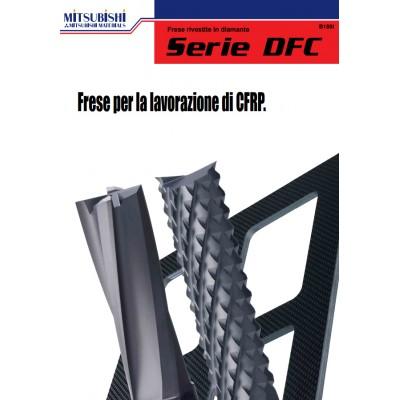 DFC - Frese per la lavorazione di CFRP