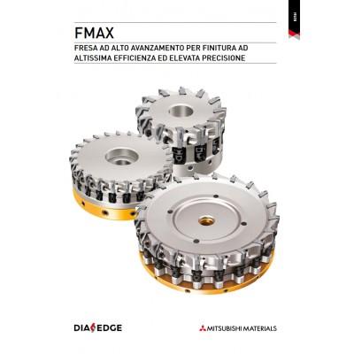 FMAX - Fresa per finitura ad altissima efficienza ed elevata precisione