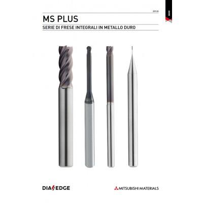 MS Plus - Fresa a candela semisferica ad alta precisione