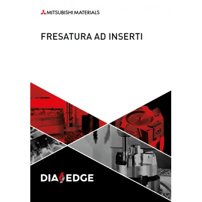 Fresatura ad inserti DIAEDGE | MITSUBISHI MATERIALS