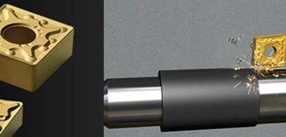 Grado rivestito CVD per massime prestazioni nella tornitura ad alta velocità - Novità